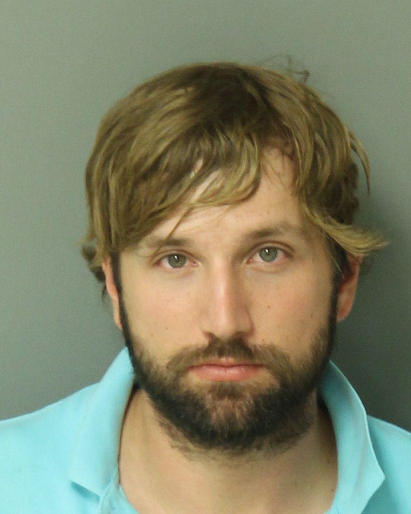 ANTHONY FRANCIS ERB Mugshot / County Arrests / Wake County Arrests