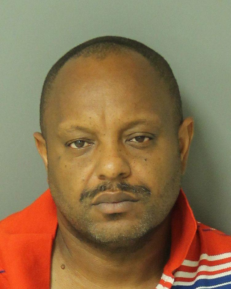 CEDRIC REYNARD SMITH Mugshot / County Arrests / Wake County Arrests