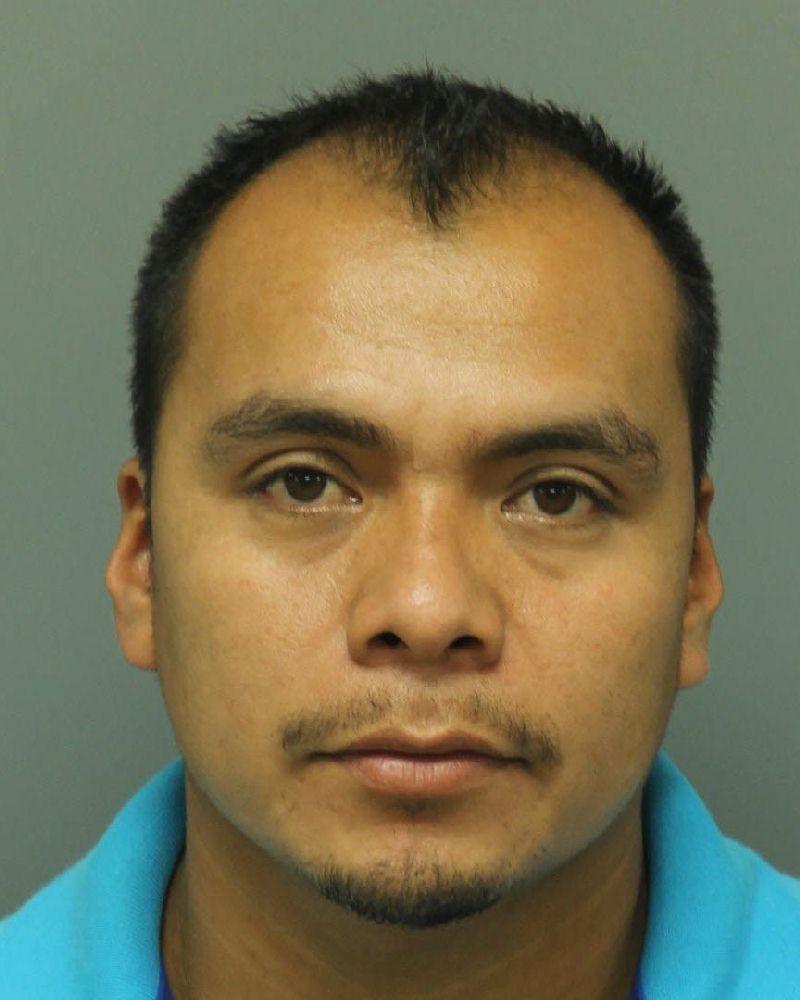 DANIEL CARDENAS FLORES Mugshot / County Arrests / Wake County Arrests
