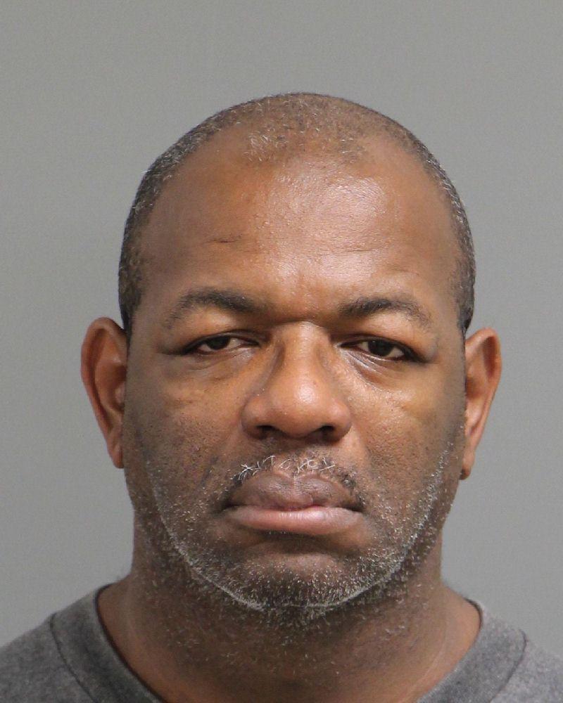 KENNETH JEFFRIE NEWSON Mugshot / County Arrests / Wake County Arrests