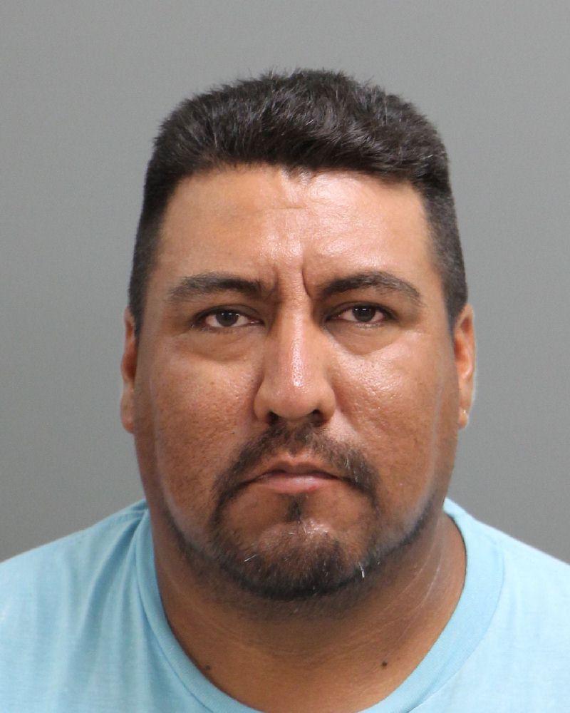 OLIVA-ALVAREZ MANUEL Mugshot / County Arrests / Wake County Arrests