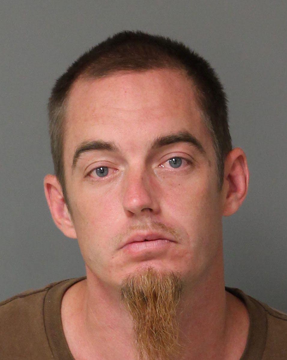 RICHARD ANTHONY HOLLINGSWORTH Mugshot / County Arrests / Wake County Arrests